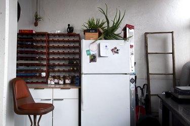 extra kitchen storage ideas  shelving