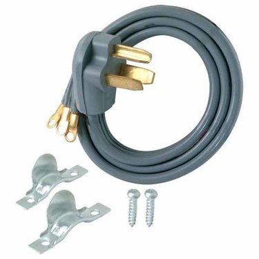 Clothes dryer power cord.