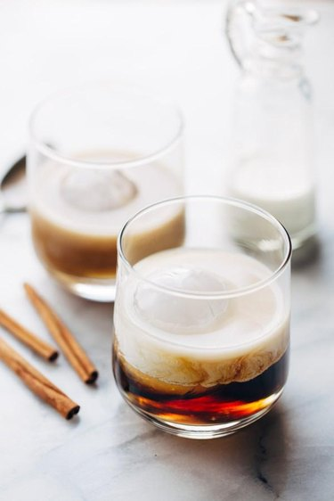 Absolut White Russian