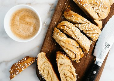 Swedish Almond Bread