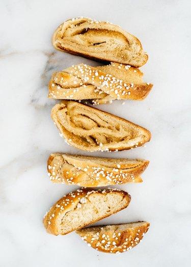 Swedish Almond Bread