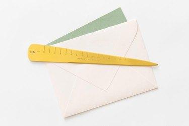 ruled letter opener taurus