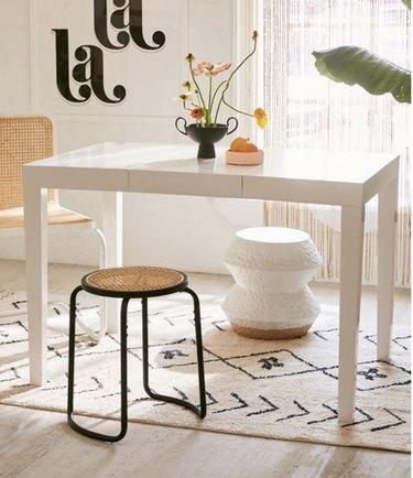 11 Chic Dining Room Tables Under $300