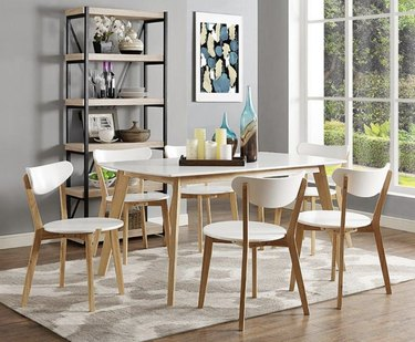 Home Depot Retro Dining Table