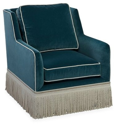One Kings Lane Portsmouth Club Chair, $2,595