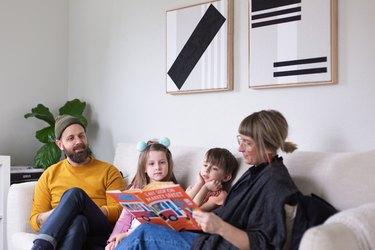 Sazdanoff family