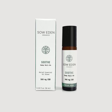 Sowden Soothe CBD Roller travel products