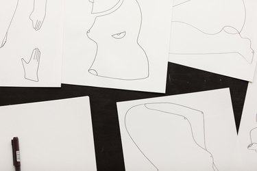 Buckley's sketches
