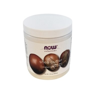 NOW Solutions Shea Butter travel products