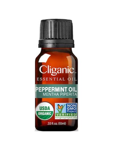 Cliganic Organic Peppermint Oil travel products