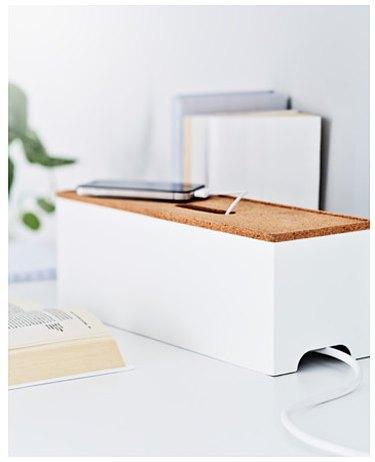 cord management box