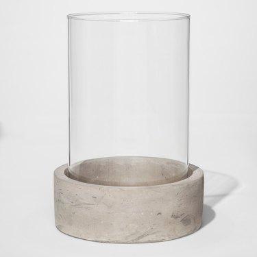 concrete lantern