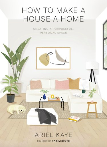 """cover of book with title """"how to make ah ouse a home"""""""