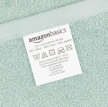 Amazon washcloth