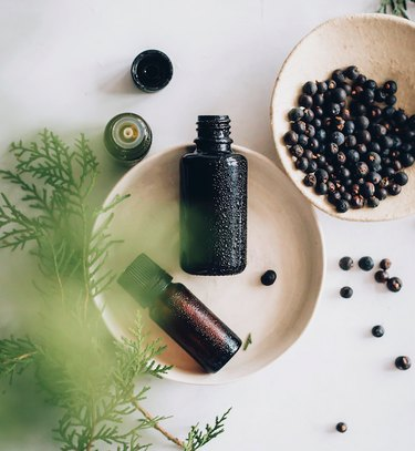 Essential oil scents