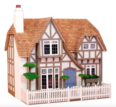 Glencroft Dollhouse Kit, $116