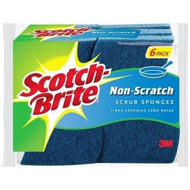 Scotch-Brite Non-Scratch Multi-Purpose Scrub Sponges Value Pack