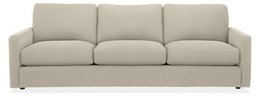 Room and Board gray couch living room idea