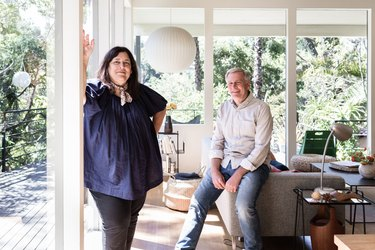 Brian Lane and Lucy Gonzalez Home Tour