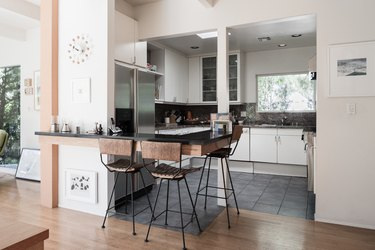 Brian Lane and Lucy Gonzalez Home Tour - Kitchen