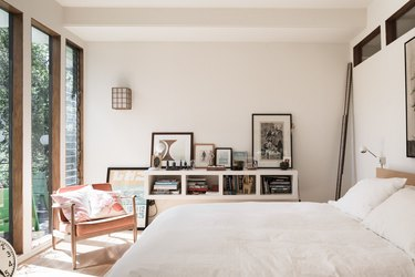 Brian Lane and Lucy Gonzalez Home Tour - Main Bedroom