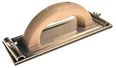 Drywall hand sander tool.