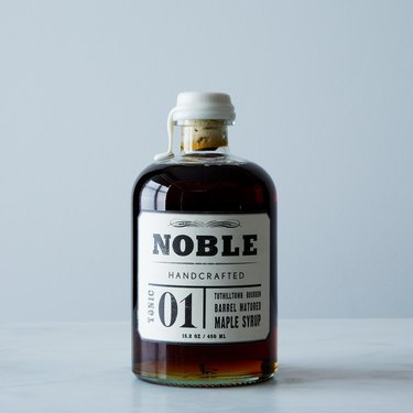 Tuthilltown Bourbon Barrel Maple Syrup