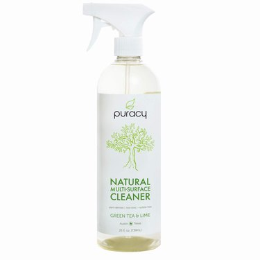puracy natural all purpose cleaner, green tea and lime