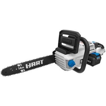 HART 40-Volt Cordless Brushless Chainsaw Kit,