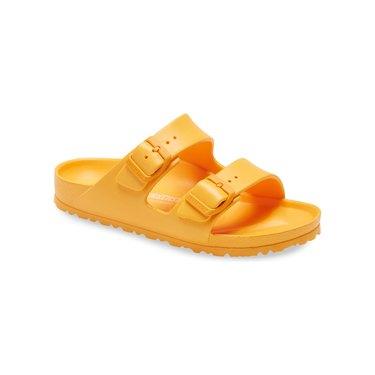 birkenstocks arizona slide sandal