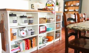 DIY kitchen island ikea hack