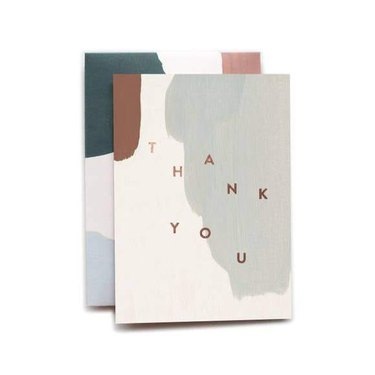 Moglea Charlie Thank You Card Boxed Set