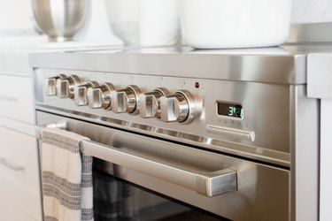 how to clean a stovetop stainless steel oven