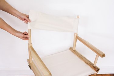 Removing chair covers