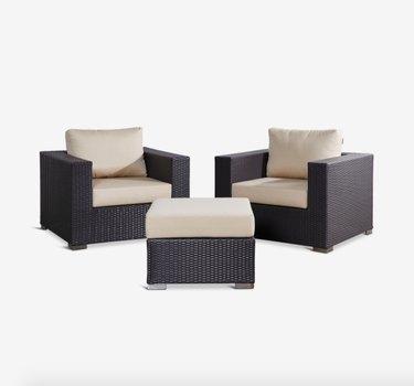 fernish outdoor seating set