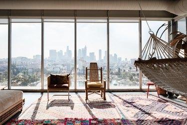 Iris Alonzo loft - downtown view