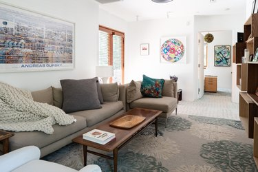Artist Julie Markfield and Architect Greg Crawford Home Tour