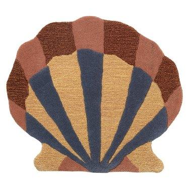 Ferm Living Shell Tufted Rug, $97.25
