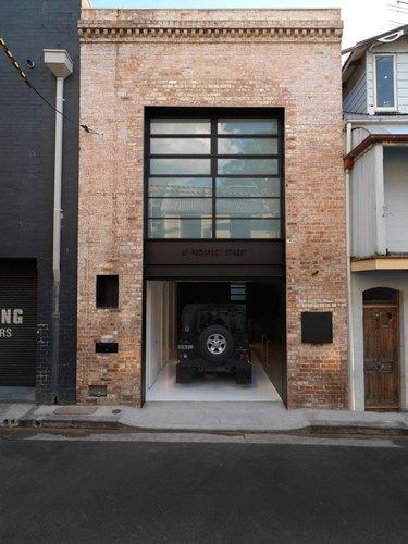 Strelein Warehouse Surry Hills, Sydney