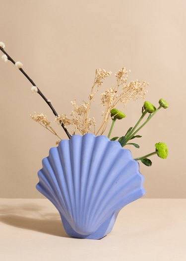 Aventyr Seashell Vase, $86.92