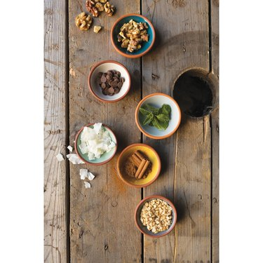 Now Designs Dip Terracotta Pinch Bowls,