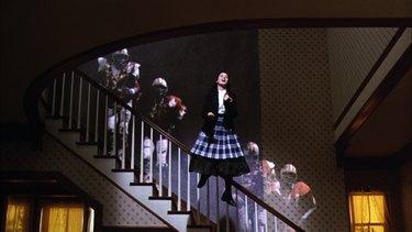 Beetlejuice stair dance