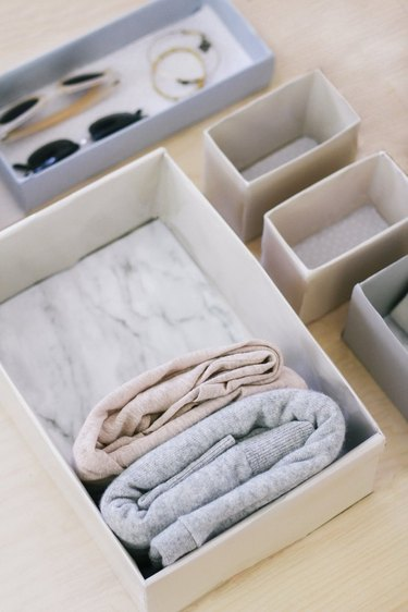 storage boxes for organizing