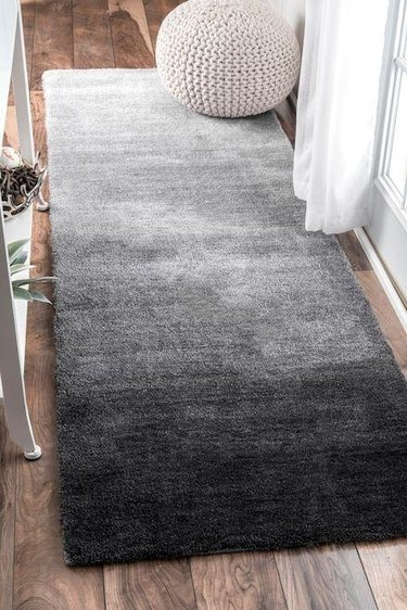 ombre area rug
