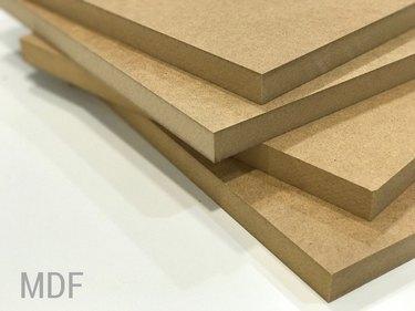medium-density fiberboard