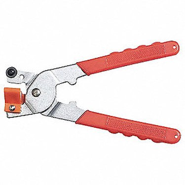 Tile cutting pliers manufactured by Westward