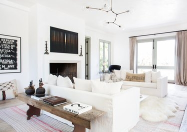 living room sofa ideas in white living room