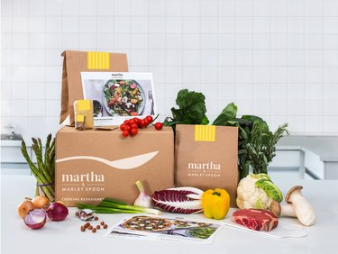 healthy meal kit service