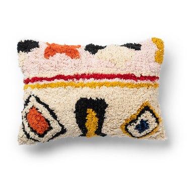 Better Homes & Gardens Shag Oblong Throw Pillow, 14'' x 20''