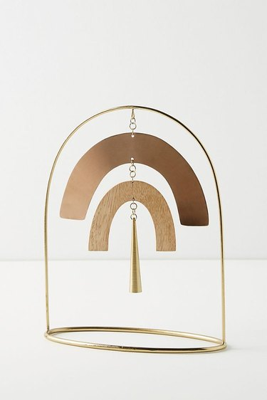 gold decorative object
